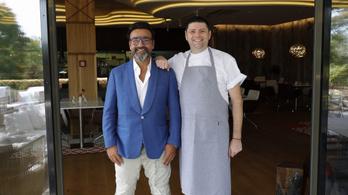 Gianni Annoni a koronavírus-járvány közepén nyitott éttermet