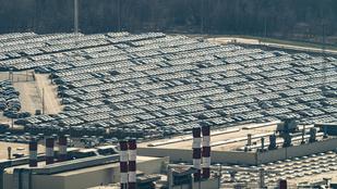 Hétfőn újraindul a termelés a Suzuki esztergomi gyárában