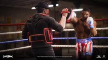 Felér egy kiütéssel az új Rocky-videójáték