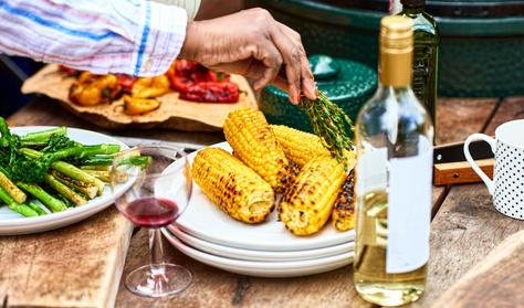 Így lesz a legfinomabb a grillezett kukorica