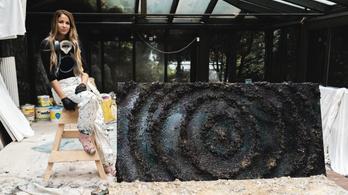 Egy magyar művész, aki széppé varázsolja a betont