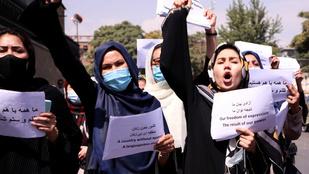 Erkölcsrendészetté alakult a nőügyi minisztérium a tálibok Afganisztánjában