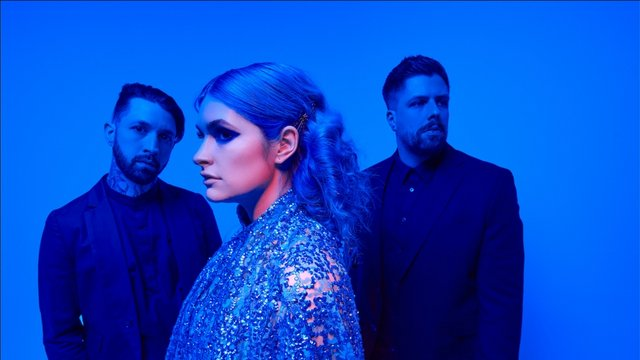 Kék - Megjelent a Spiritbox bemutatkozó albuma