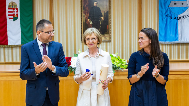 Novák Katalin elmondta, miért dolgozik a kormány