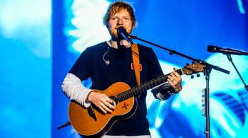 Körbeturnézza Magyarországot Ed Sheeran