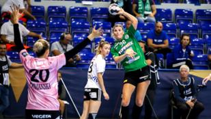 Felemás félidők után nyert a Ferencváros a női kézilabda BL-ben
