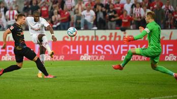 Tovább folytatódik Szoboszlaiék vesszőfutása a német bajnokságban