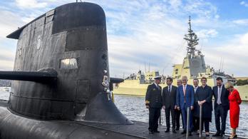 Kiakadtak a franciák, a NATO-ig ér a tengeralattjáró-botrány