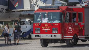 A szirénák éneke: penge tűzoltóautók