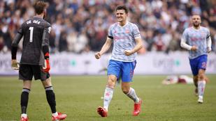 Ronaldo ismét gólt lőtt, de nem ő volt a Manchester megmentője