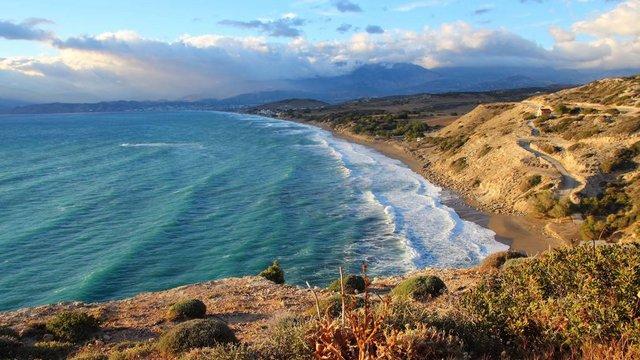 Kréta legszebb tengerpartjai