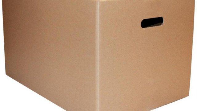 Doboz kihívás - mire elég egy óra dobozban töltött idő?