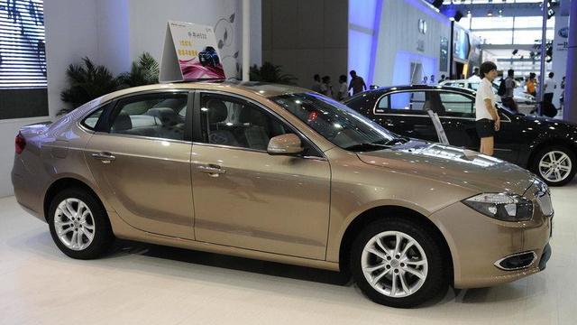 A Brliiance egy BMW-klónja, a H530