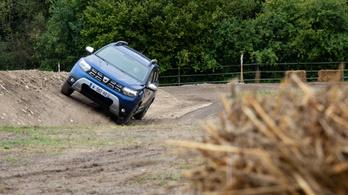 Bemutató: Dacia Duster 2021 facelift