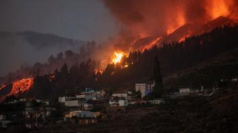 Kitört a vulkán, több ezer embert evakuáltak La Palma szigetén