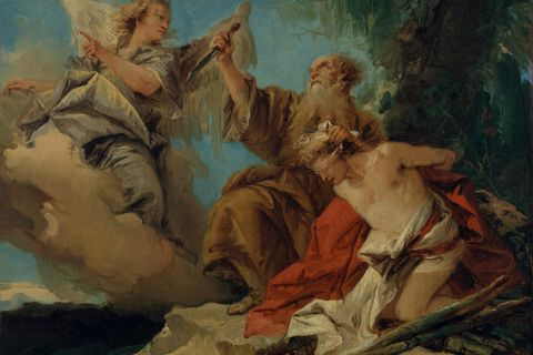Kvíz a legismertebb bibliai történetekről: hogy hívják Ábrahám fiát?