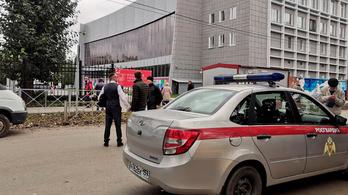 Lövöldözés a permi egyetemen, többen meghaltak