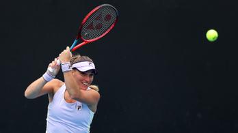 Bő nyolc év után először nem Babos a legjobb női teniszezőnk