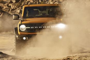 Mégis eljöhet Európába a Ford Bronco?