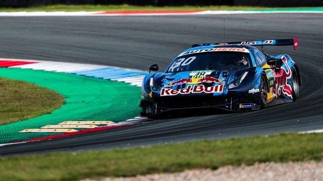 DTM: Nyert a BMW és a Merce-des, Lawson a bajnokság élén