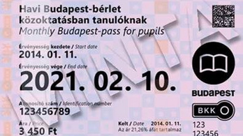 Új kinézetű jegyekkel és bérletekkel áll elő a BKK