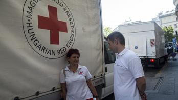 Új elnöke van a Magyar Vöröskeresztnek