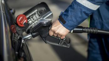 Sosem volt még ilyen drága a gázolaj, mint szerdától lesz