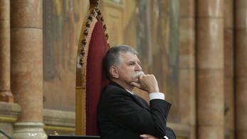 Kövér László: Handabandázni a parlamenten kívül lehet