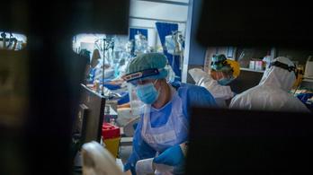 A járvány terjedését jelzik a legfrissebb adatok
