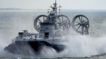 Nagyszabású hadgyakorlatba kezdtek az oroszok a Fekete-tengeren