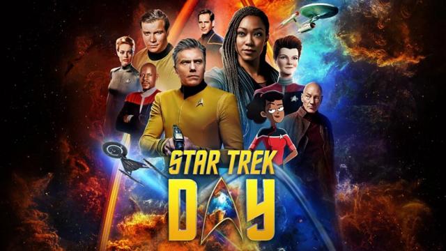 Az 55 éves Star Treket ünnepelték az alkotók és a rajongók