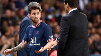 Selyemzsinór Pochettinónak, amiért lecserélte Messit
