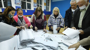 Három körzetben törölték az orosz választási eredményt