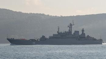 Az oroszok azt gyakorolják, hogyan sülyesszék el az ellenséges tengeralattjárókat