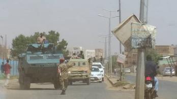 Katonai puccsot akadályoztak meg Szudánban
