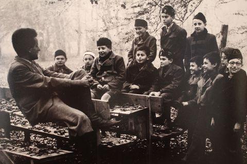 Gyerekköztársaság az 1945 utáni Budapesten
