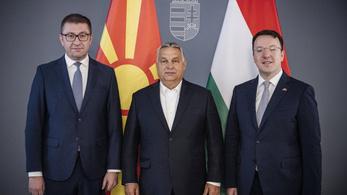 Orbán Viktor: Támogatjuk Észak-Macedónia csatlakozását az EU-hoz
