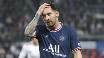 Pochettino: Messi nem játszik a Metz elleni bajnokin