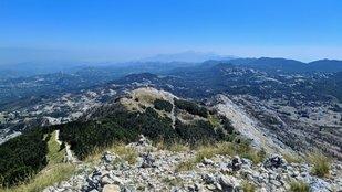 Lovcen Nemzeti Park #Montenegró