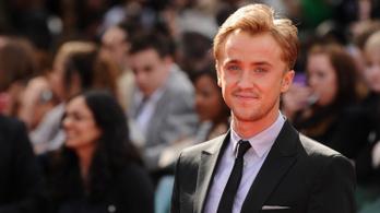 Tom Felton húsz év után sem unja Draco Malfoyt