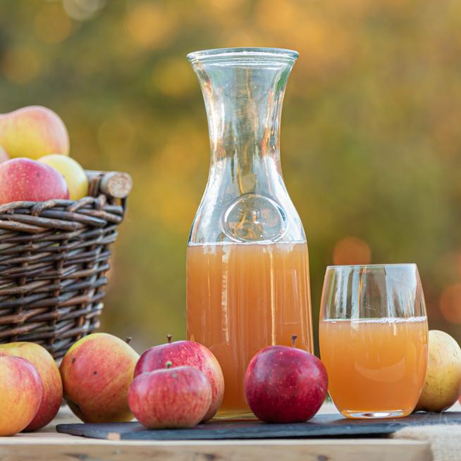Hogyan készül az almalé gyümölcsprés nélkül? 3 módszert is mutatunk