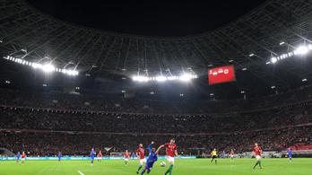 Lesújtott a FIFA: két zárt kapus meccset kaptunk