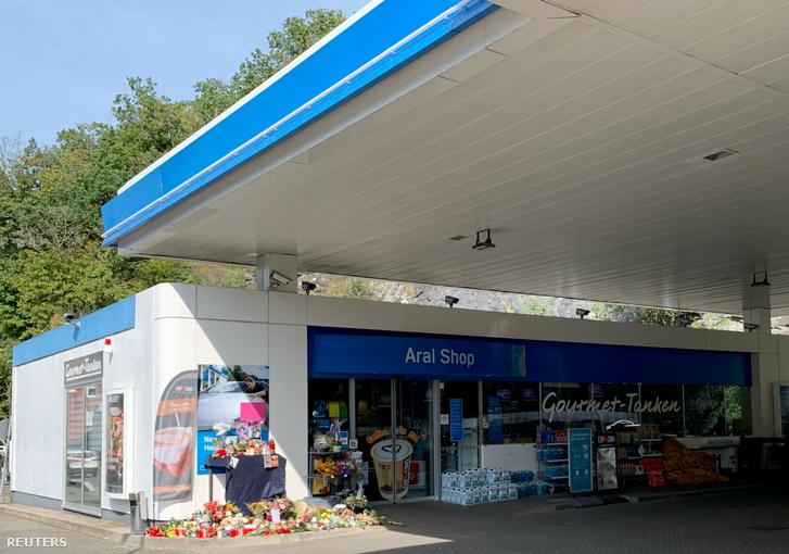 A benzinkút, ahol agyonlőttek egy húszéves eladót, aki arra kérte a vásárlókat, hogy viseljenek arcmaszkot