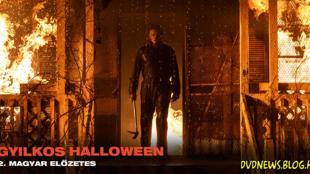 Itt a Gyilkos Halloween végső előzetese!