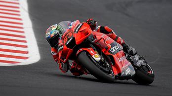 MotoGP: Misano - 2021/1.