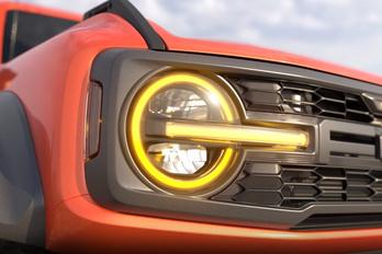 Érkezik a Ford Bronco sportváltozata