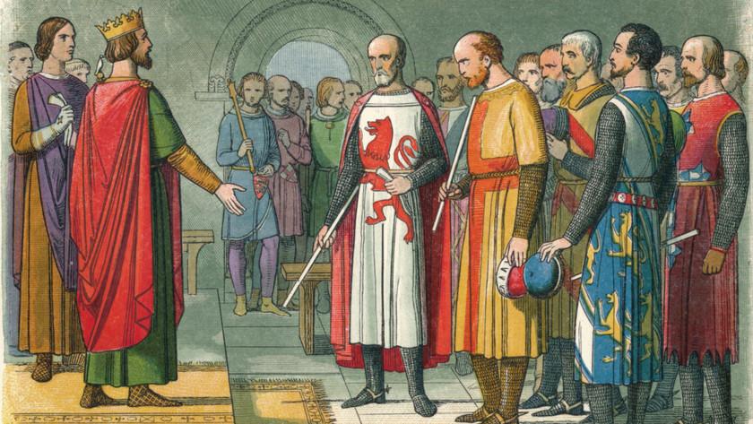 Így éltek a középkori királyok: az uralkodó napirendje