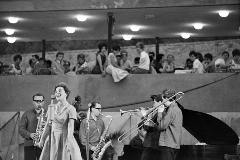 Bergendy együttes, 1963.
