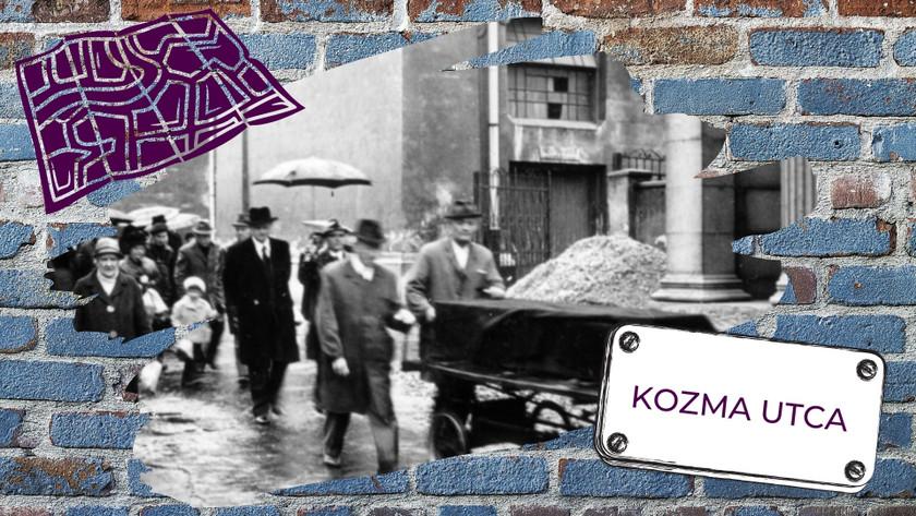 A börtönök atyjának nevét viseli a budapesti fegyház utcája