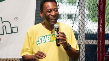 Pelé videóban üzent rajongóinak az állapotáról